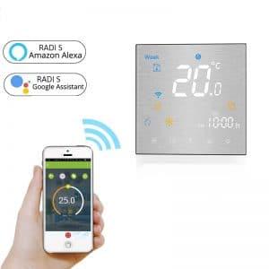 ice wifi sobni termostat s mobilnom aplikacijom