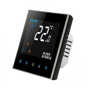 slika rbb crnog wifi termostat
