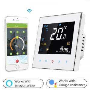 rbb bijeli wifi sobni termostat s aplikacijom
