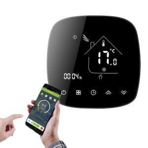wm6 crni wifi termostat